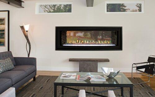 """Empire DVLL48SP 48"""" Linear fireplace"""