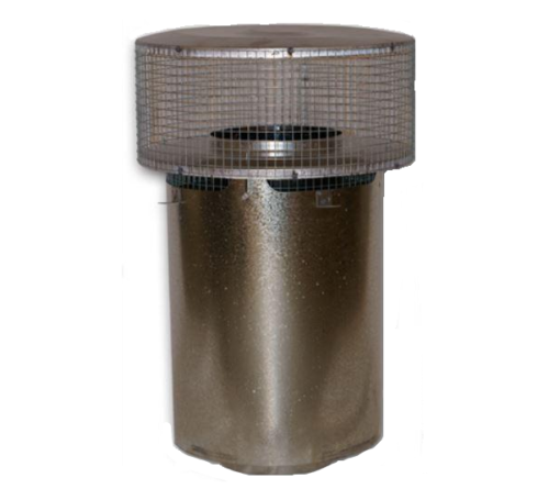 Superior RTT-8DM Round Top w-Slip Section & Mesh