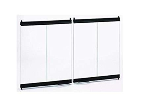 Superior Standard Bi-Fold Door, Black