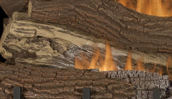 Superior Fireplaces Giant Timbers Concrete logs-1