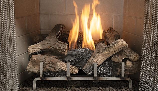 Superior Fireplaces VRE3200 ceramic fiber logs