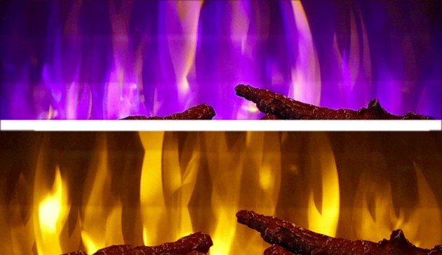 Superior Fireplaces ERT3000 Flame