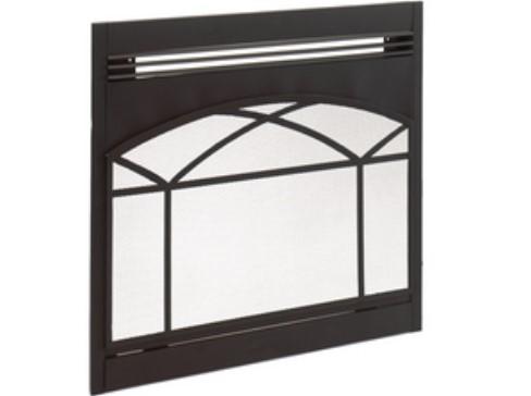 Superior Fireplaces Interlocking Arch Decorative Front