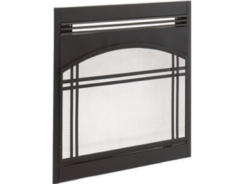 Superior Fireplaces Mission Style Decorative Front