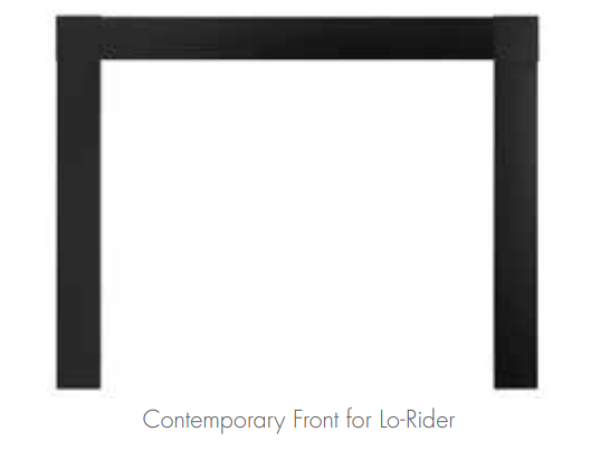 Monessen Contemporary Front for Lo-Rider
