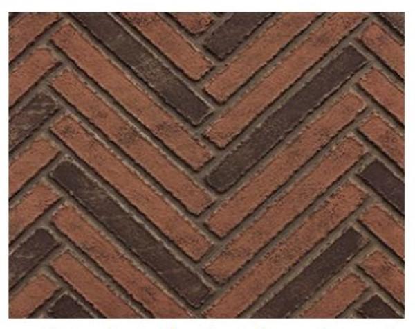 Monessen Herringbone Brown panel